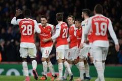 Highlights C1: Arsenal 3-0 Dinamo Zagreb
