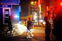Cháy chung cư Vimeco giữa đêm, dân chạy loạn xuống đường