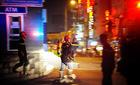 Cháy chung cư Vimeco giữa đêm, dân hoảng loạn chạy xuống đường