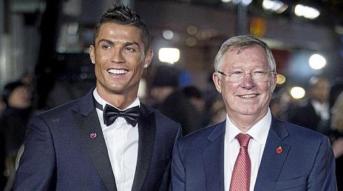 Quỷ đỏ nhờ Sir Alex ra tay vụ Ronaldo