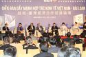 Doanh nghiệp Việt - Đài tìm cơ hội hợp tác