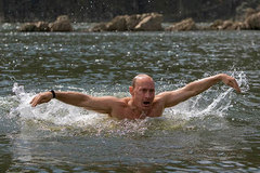 Putin: Ông hoàng thể thao, ông trùm chính trị