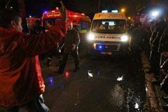 Xe chở vệ sĩ Tổng thống Tunisia bị đánh bom, 12 người chết