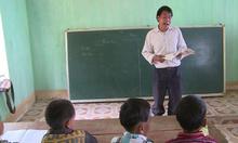 Thầy giáo ở Hà Giang chia sẻ chuyện 'trò đọc ngược sách'