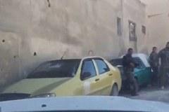 Giây phút xe chở phóng viên Nga bị trúng tên lửa tại Syria