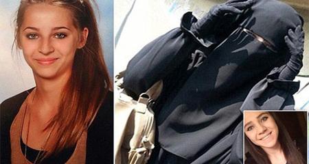 Số phận bi thảm của thiếu nữ bỏ nhà theo IS