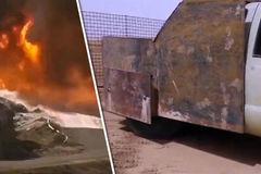 Xe tải Franken, cỗ máy hủy diệt mới của IS