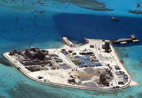 Biển Đông, Tranh chấp lãnh thổ, Trung Quốc, ASEAN, Ngụy tạo chứng cứ