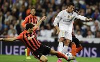 """Ronaldo rực sáng, Real thắng trận """"điên rồ"""""""
