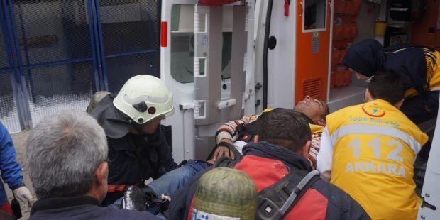 Dân thủ đô Thổ Nhĩ Kỳ hoảng loạn