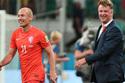 M.U chơi trội, chồng 50 triệu bảng mua Robben