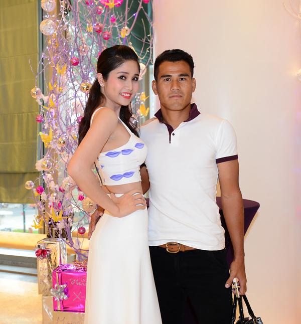 Vẻ đẹp của 'hot girl' Thảo Trang vừa ly hôn Thanh Bình