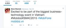 Đồng sáng lập Apple sắp diễn thuyết tại Việt Nam