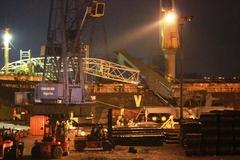 Nguyên nhân cẩu 100 tấn rơi, chết người ở cảng Tân Thuận