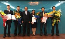 Bộ TT&TT bổ nhiệm 5 lãnh đạo đơn vị trực thuộc