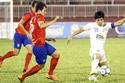 U21 Việt Nam - U21 HA.GL: Bữa tiệc tấn công