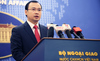 VN-Campuchia khởi công xây 2 cột mốc biên giới