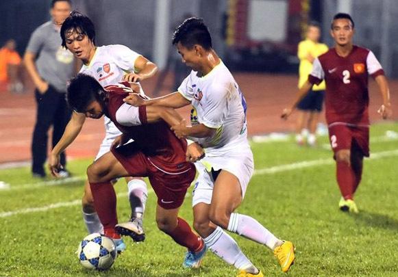 U21 Việt Nam, U21 HA.GL, bán kết, báo Thanh niên