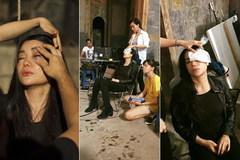 Trương Ngọc Ánh, Việt Trinh tái mặt vì tai nạn bất ngờ