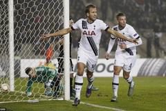 Europa League: Liverpool và Tottenham giành vé đi tiếp