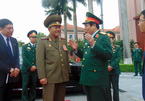 Hình ảnh Bộ trưởng Quốc phòng Triều Tiên ở Hà Nội