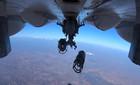 Xem Nga dội bom xuống khu vực Su-24 bị hạ