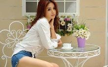 'Đứng tim' trước vẻ đẹp của bà xã Phan Thanh Bình