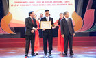 VietinBank nhận giải Thương hiệu vàng, logo & slogan ấn tượng 2015