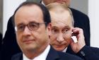 Putin dọa ngừng hợp tác với liên quân chống IS