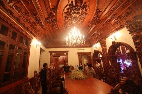 Nội thất bên trong những ngôi nhà triệu đô của đại gia Việt