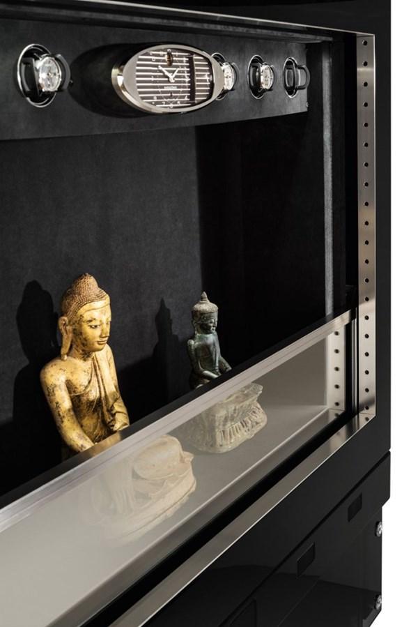 Chiếc két bằng vàng nguyên khối: Nhà giàu Việt chưa dám mơ