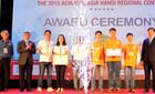 ĐH Công nghệ vô địch kỳ thi lập trình ACM/ICPC châu Á 2015