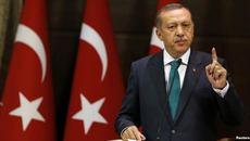 Erdogan cảnh báo Putin 'đừng đùa với lửa'