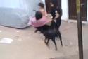 Dê bất ngờ tấn công cô gái trẻ