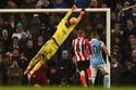 De Bruyne mở tỉ số cho Man City