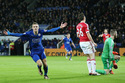 """Vardy """"nổ súng"""", Leicester cưa điểm M.U"""