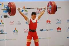 Cử tạ Việt Nam giành 3 vé dự Olympic 2016