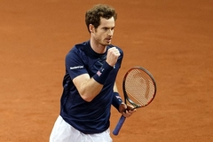 Murray giúp Vương quốc Anh vô địch Davis Cup