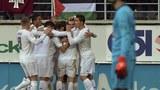 Ronaldo và Bale tỏa sáng, Real đả bại Eibar