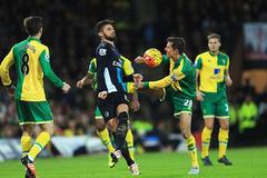 Highlights Norwich 1-1 Arsenal
