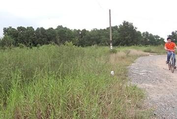 Công viên trăm tỷ bỏ hoang 15 năm
