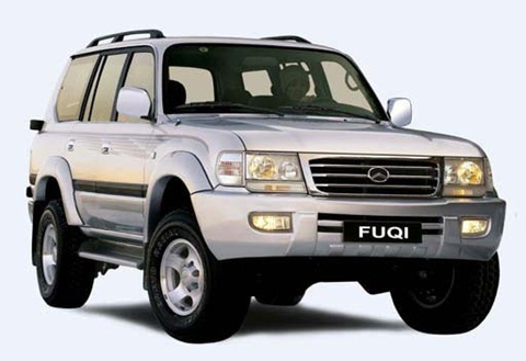 Ngành công nghiệp ôtô Trung Quốc nhái xe 'xịn' ngày một tinh vi