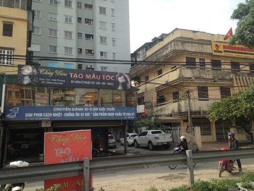 HUD, khu đô thị Linh Đàm, quy hoạch Hà Nội, ùn tắc giao thông, khu đô thị mới Tây Nam Linh Đàm