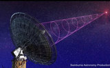 Thu được tín hiệu bí ẩn nghi của người ngoài hành tinh