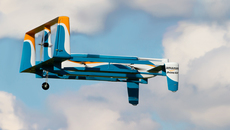 Giao hàng online siêu tốc bằng máy bay không người lái