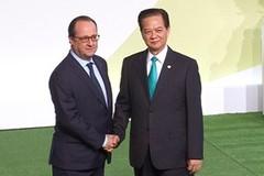 Thủ tướng Nguyễn Tấn Dũng sẽ phát biểu tại COP 21
