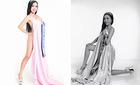Hình ảnh phản cảm của Hoa hậu quỳ lạy mẹ bên thùng rác