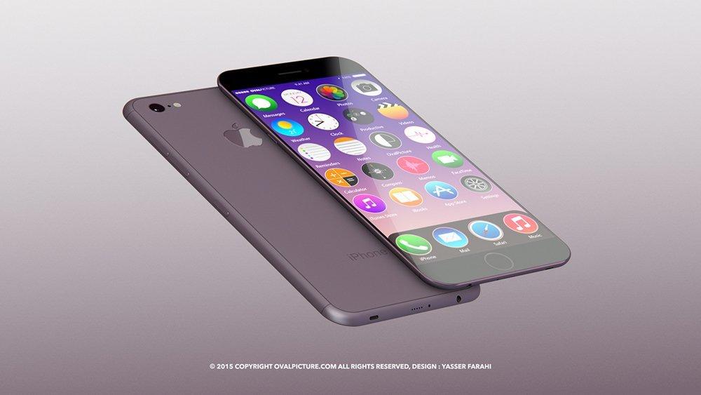 Có tới 5 nguyên mẫu khác nhau của iPhone 7