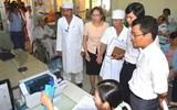 Bệnh viện đòi nợ Thành ủy Bạc Liêu