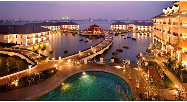 Đại gia kín tiếng sở hữu khách sạn Sheraton và Intercontinetal Hà Nội